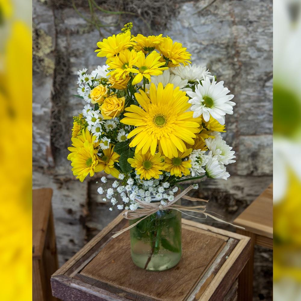 Yellow Dream Bouquet