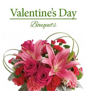 Valentine's Day Bouquets