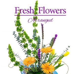 Fresh Flowers Arranged
