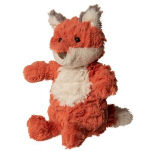 plush red fox by mary meyer