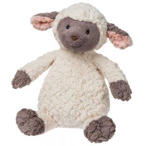 plush cream lamb