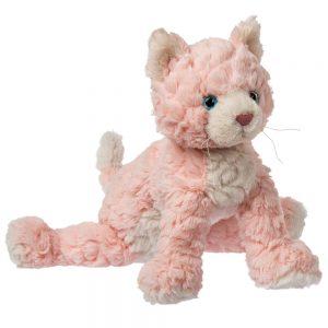plush pink kitty cat