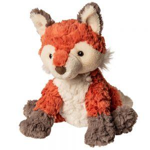 plush orange fox